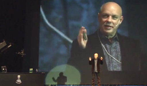 Brian Eno Lecture about Everything that Matters