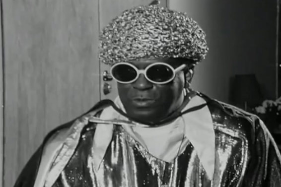 Happy Birthday Sun Ra
