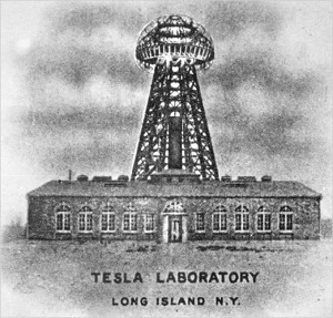 Wardenclyffe Tower Ad